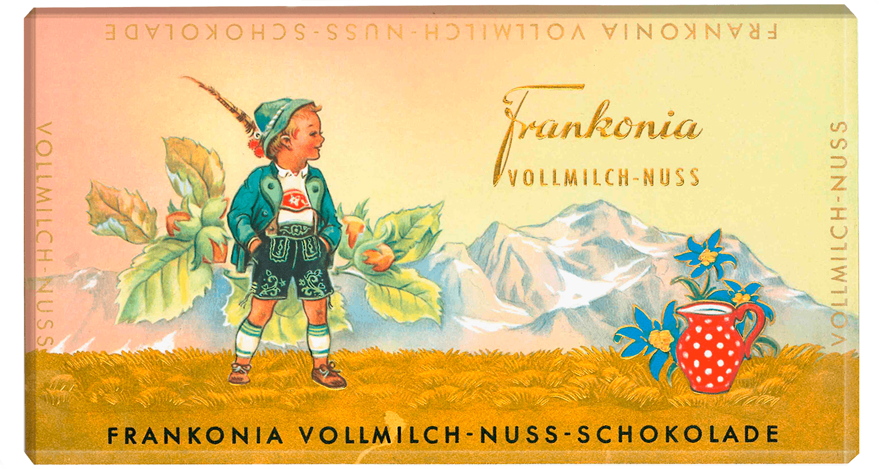Frankonia Schokolade retro