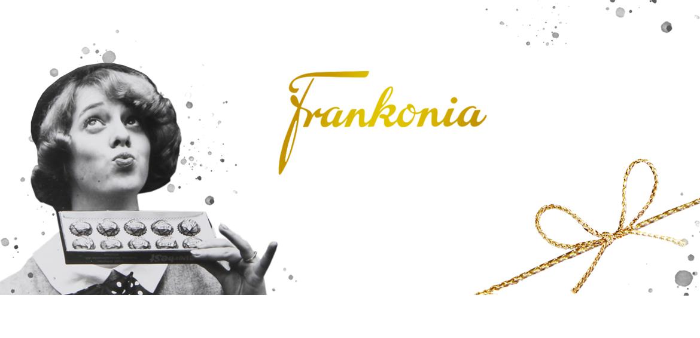 frankonia retro 150jähriges jubilaeum